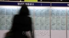 """청년층 29만명 """"할일 없이 쉰다"""""""