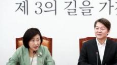 """안철수, 김기옥 원외위원장에 """"싸가지없다"""" 발언 파문"""