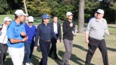 """""""세계 골프계 최고 파워맨은 트럼프 대통령"""""""