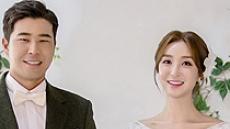 SK 유망주 한동민, 미스코리아 전벼리와 결혼