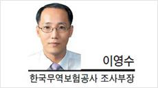 [특별기고-이영수 한국무역보험공사 조사부장]한국 자동차수출, 패러다임 변화에 대응해야
