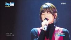 '좋아'민서, 음원 이어 음악방송까지 1위 접수