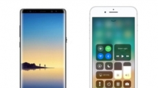 '갤럭시노트8·아이폰8' 구매 시, LED TV·PS4·노트북 등 10종 사은품 중 택일 지급