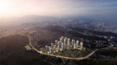 상징성 높은 고층 아파트 인기..'e편한세상 대전 에코포레' 관심