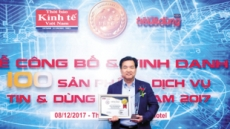 락앤락, 베트남서 6년 연속 '소비자 신뢰 100대 브랜드'에