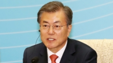 文대통령, 중국 경제 실세 장가오리 부총리 비공개 접견