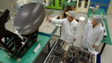국내 첫 기상해양통신위성 '천리안'…통신탑재체 우수성 입증