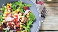 고기 대신 '식물성 단백질'…영양만점 한끼 샐러드