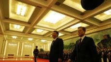 """韓中정상회담, 시진핑 주석 """"모두 아는 이유로 중한관계 후퇴…訪中 관계 개선 기회"""""""