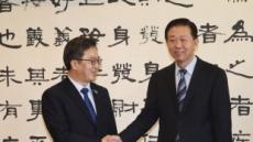 [헤럴드포토]김동연 부총리, 중국 재정부장과 면담…경제협력 강화 방안 논의
