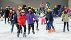 한파가 즐거운 스키장ㆍ스케이트장