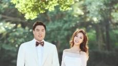 류현진♥배지현, 야구 애정 가득 담긴 '웨딩화보 공개'