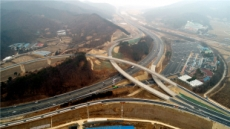 옥산~오창 고속道 개통…청주공항 가는 길 빨라진다