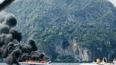 태국 피피섬 쾌속정 폭발…피해 규모는?
