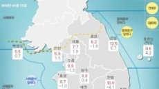 [날씨&라이프]전국 비소식…낮기온 영상권