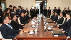 南北, 17일 평창 실무회담 대표단 명단 교환