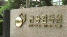 '인사개입' 논란 금감원, 하나은행 검사 중지