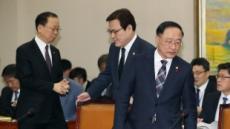 """최종구 금융위원장, """"가상화폐 거래소 폐지안에 2가지 방안"""""""