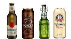 맥주 무역적자 1억 달러…관세 철폐로 시장잠식 가속화 전망