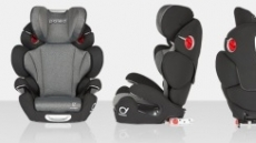 안전한 카시트, 현대차 사내벤처팀 '폴레드' 정식 판매 시작