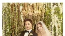 태양-민효린, 3일 결혼..사진 공개