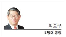 [헤럴드포럼-박종구 초당대 총장] 훈풍 부는 미국경제