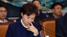 """김현미 장관 """"재건축 연한 40년 말한 적 없다"""""""