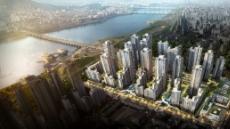 삼성물산, 신반포3차ㆍ경남아파트 통합재건축 공사계약 체결