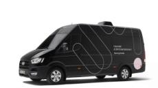 [평창]현대차 미니버스 쏠라티, 평창올림픽 인터뷰 스튜디오로 변신