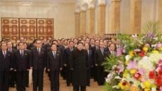 北, 김정일 생일 맞아 '핵 업적' 조명…김정은, 금수산궁전 참배
