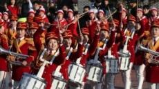 북한 응원단, 오늘 평창서 취주악 공연...만월대 전시도 관람