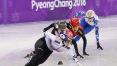 [2018 평창] 최민정·김아랑, 여자 1,500m 준결승 진출…심석희 탈락