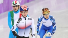 [2018 평창] 임효준·서이라, 쇼트트랙 男 1,000m 동반 결승행