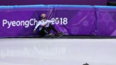 [2018 평창] 서이라, '3중 충돌'에도 쇼트트랙 男 1000m 동메달