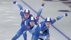 [평창 동계올림픽] 끌고 밀고 '한몸레이스'…팀추월 21일 금빛예감