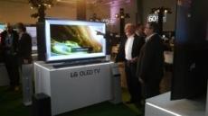 LG '씽큐'올레드, 세계 프리미엄TV 중심에 서다