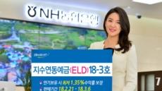 농협銀, 최대 5.1% 수익률 지수연동예금 출시
