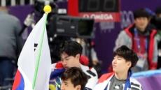 [2018 평창]이승훈ㆍ김민석ㆍ정재원, 스피드스케이팅 팀추월서 2회 연속 은메달