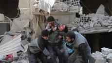 '21세기 최악의 학살 전쟁터' 시리아