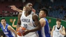 한국 男농구, FIBA 亞예선 3차전서 홍콩 대파