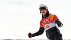 """[2018 평창]""""Go! 배추보이"""" 이상호, 한국 스키 첫 은메달 확보…男 스노보드 평행대회전 결승 진출"""