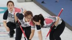 [2018 평창] 여자컬링 결승전 3엔드 종료…한국, 스웨덴에 1-2 한점차로 뒤져