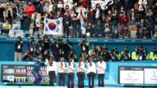 [2018 평창] '팀 영미' 韓 여자컬링 대표팀, 스웨덴에 패…'사상 첫 은메달'