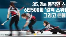 [TAPAS]손 떠나 35.2㎞ 움직인 스톤…6만500회 '갈릭 스위핑'으로 일궈낸 은메달