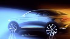 폭스바겐, 첫 '컨버터블 SUV' 내놓는다