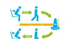 '일어나 걸어가기' 오래 걸리면 치매 발생률 34% 더 높아져