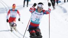 [패럴림픽] 신의현, 크로스컨트리스키 남자 15㎞ 동메달…한국 첫 메달