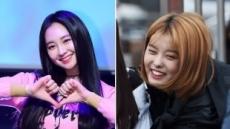 """모모랜드 태하ㆍ아인 """"저희 '크로스' OST 들어보실래요?"""""""