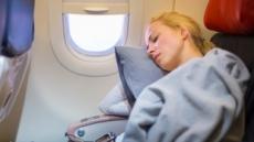 기름진 음식 섭취가 비행기 숙면 방해한다