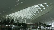 한글라스, 인천국제공항 제2터미널에 더블로이유리 공급